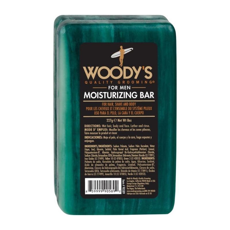 Moisture Bar Woody's For Men 227 g