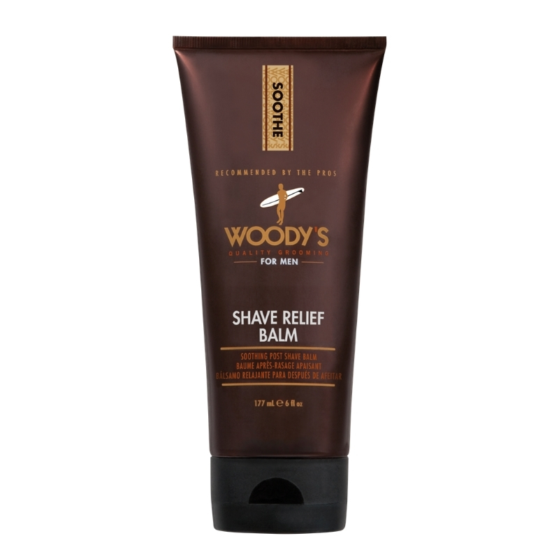 Shave Relief Balm Woody's For Men 177 ml