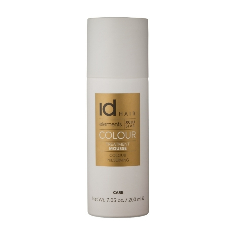 IdHAIR Elements Xclusive Color Treatment Mousse 200 ml